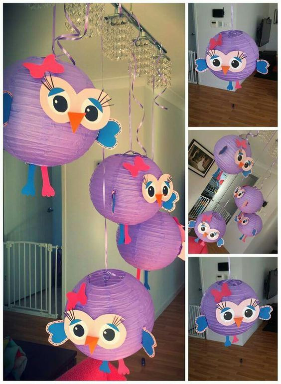 DIY Owl Baby Shower Decorations  Hootabelle party decorations kids stuff