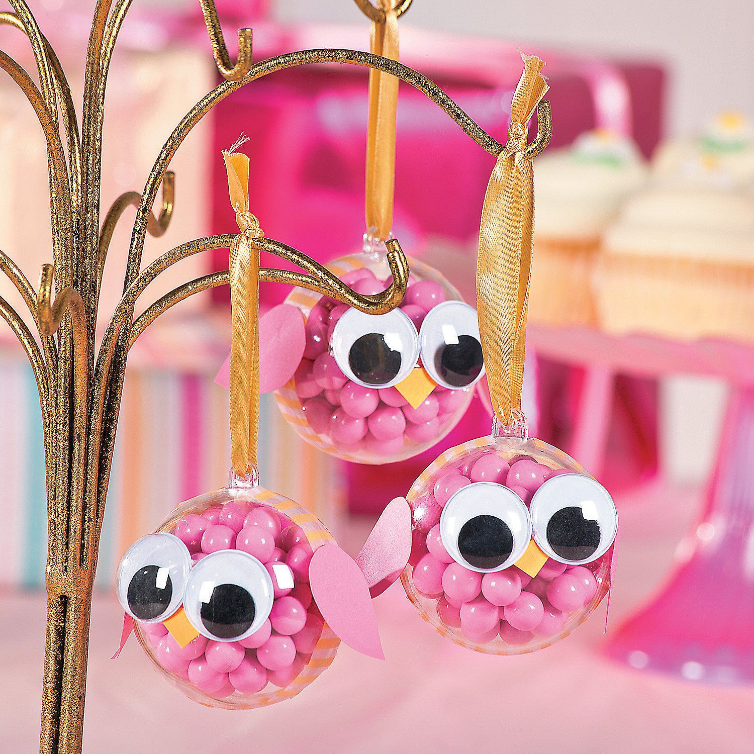 DIY Owl Baby Shower Decorations  Owl Baby Shower Favors Idea