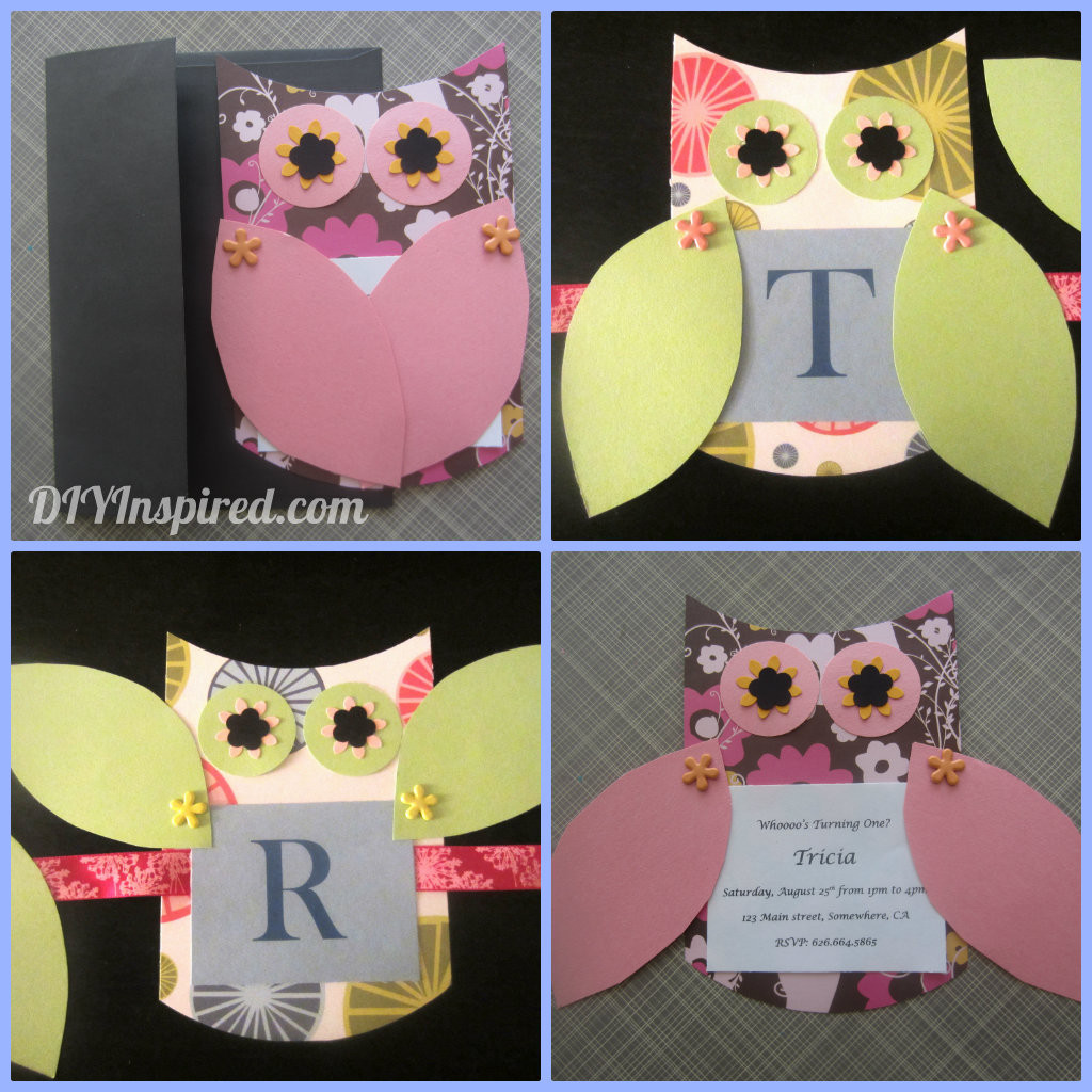 DIY Owl Baby Shower Decorations  Owl Party Decorations Video Tutorial DIY Inspired