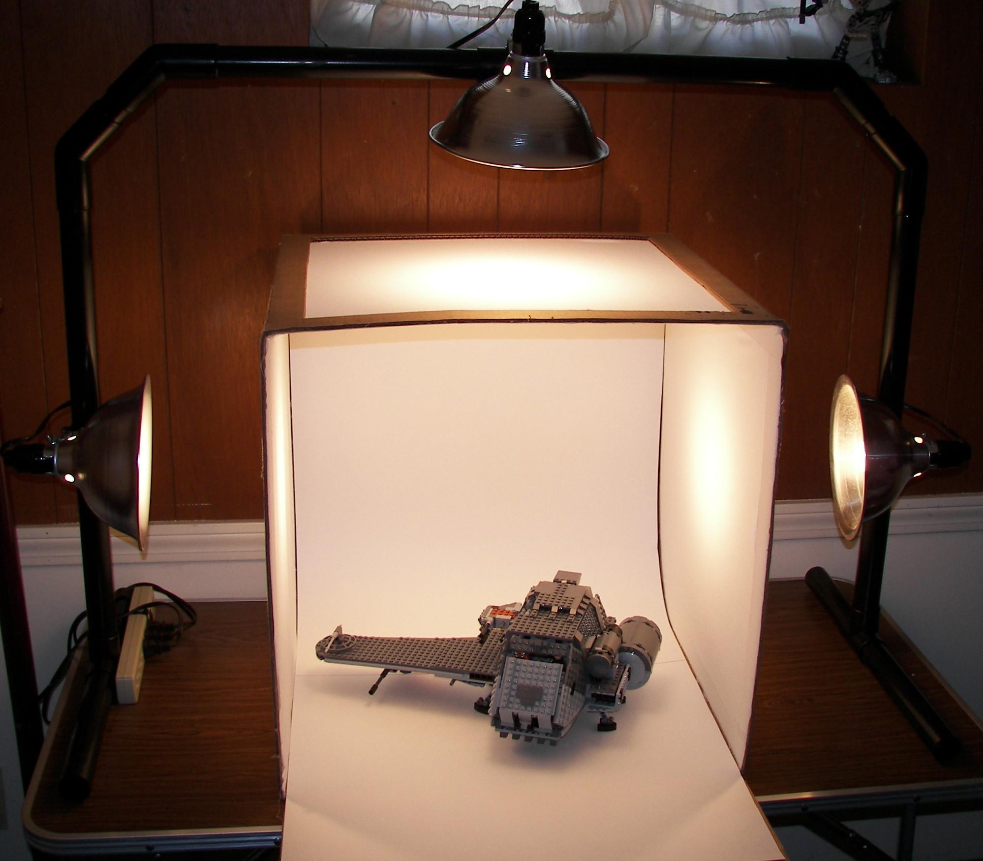DIY Photo Studio Box  graphy Light Box