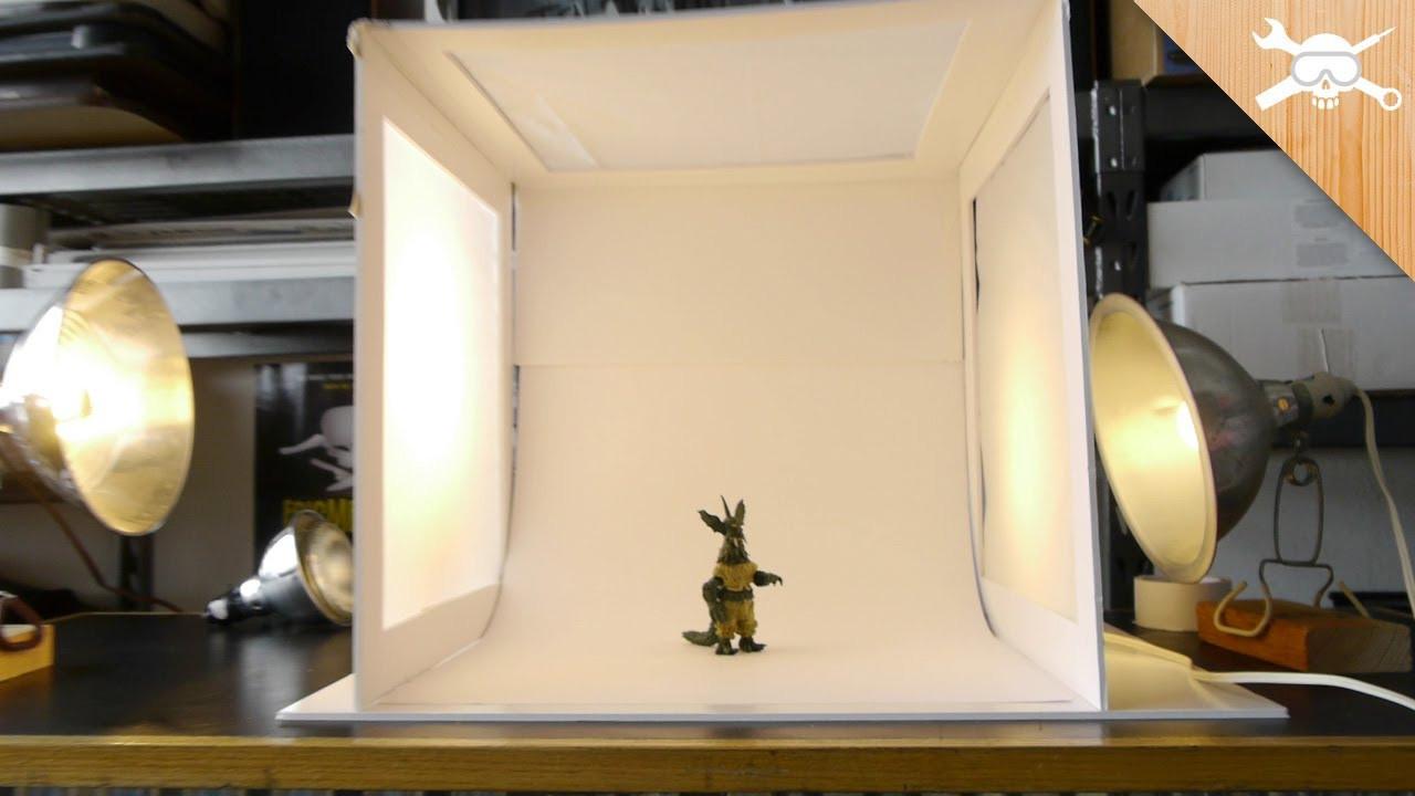 DIY Photo Studio Box  Build A Light Box The Cheap Take Gorgeous s