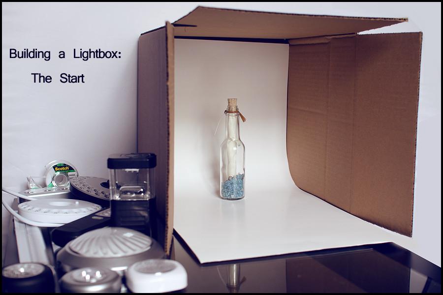 DIY Photo Studio Box  DIY Lightbox