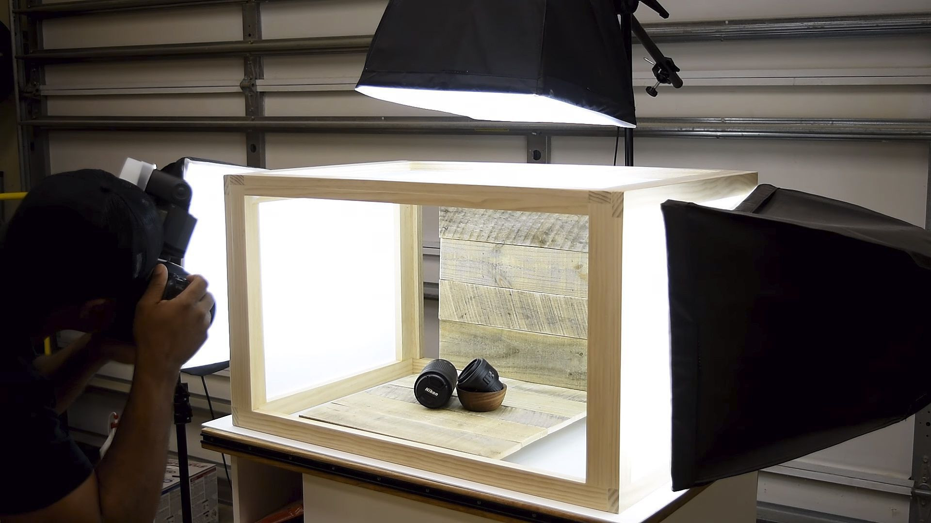 DIY Photo Studio Box  How to construct the world s most well built and best
