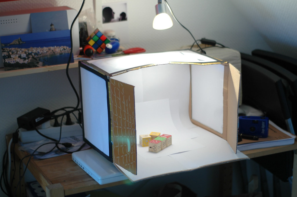 DIY Photo Studio Box  DIY Studio BoX