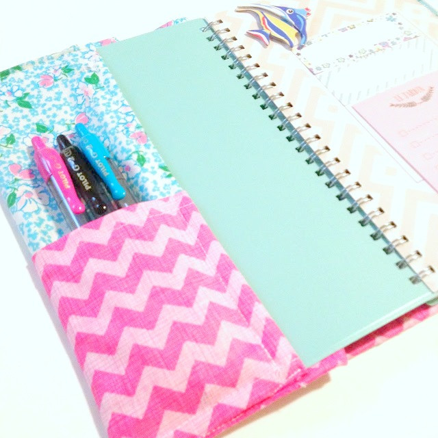 DIY Planner Cover  Courtney s Little Things DIY Planner Cover
