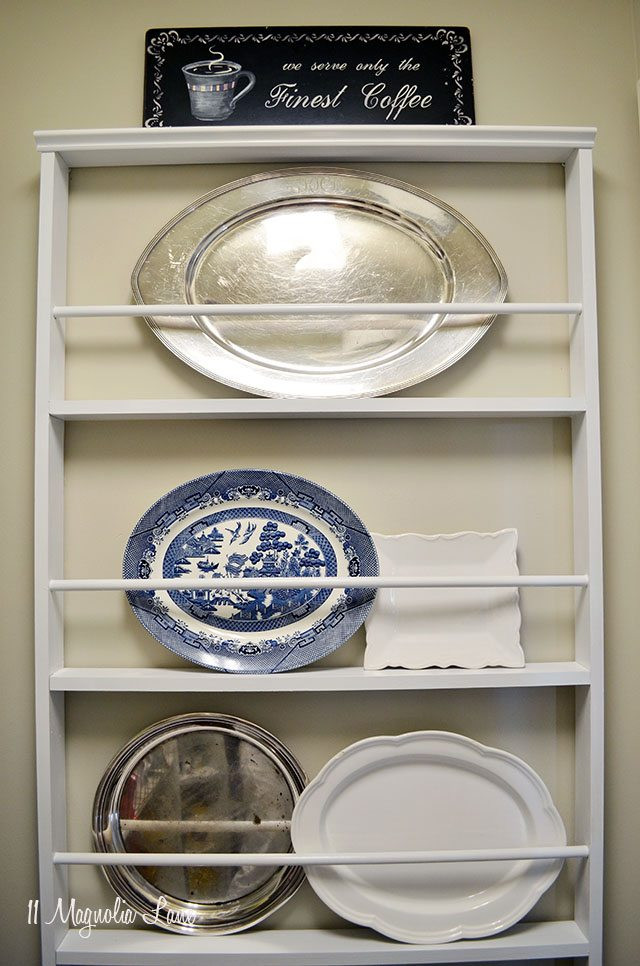 DIY Plate Rack  DIY Plate Rack The Best Way to Stack Your Plates
