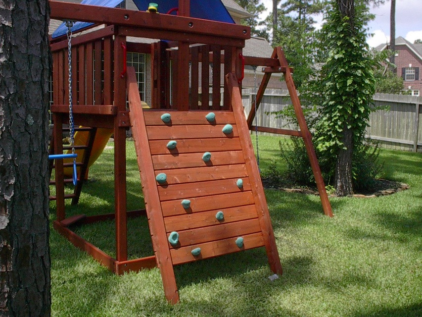 DIY Playset Plans  Apollo Playset DIY Wood Fort and Swingset Plans
