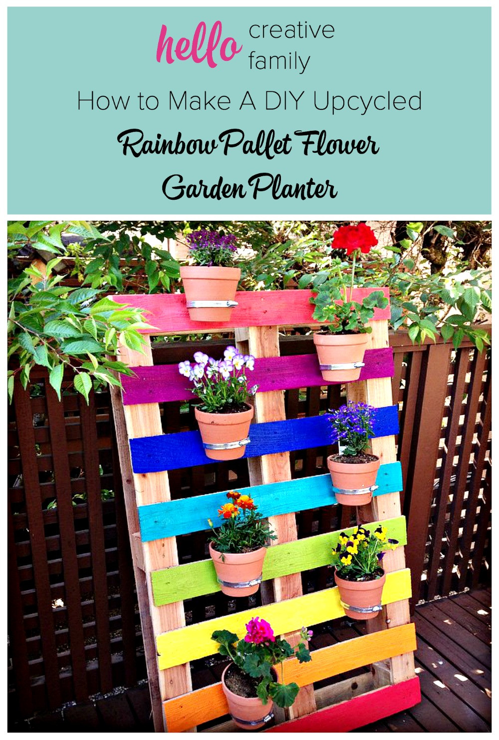 DIY Projects For Kids  27 Rainbow Crafts DIY Projects and Recipes Your Family