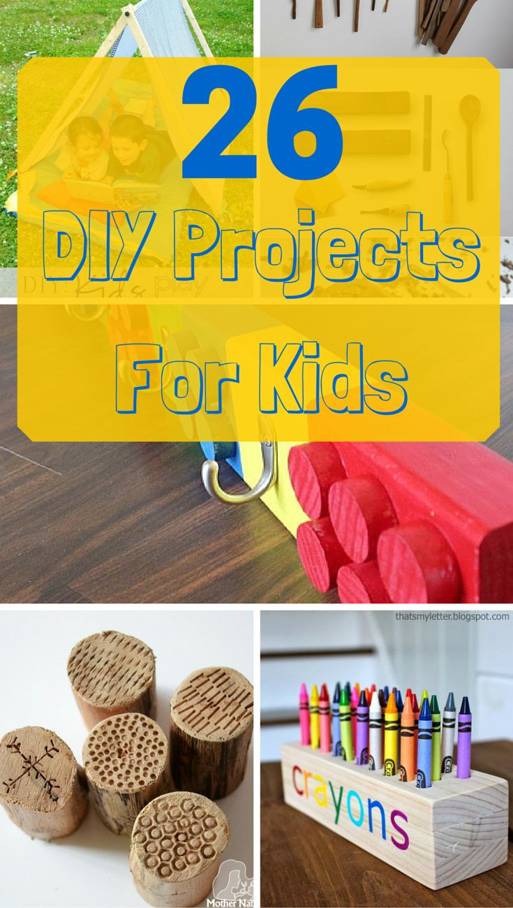 DIY Projects For Kids  Best 25 Cool woodworking projects ideas on Pinterest