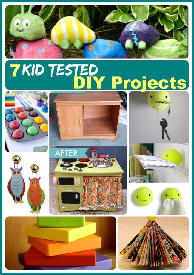 DIY Projects For Kids  Kids Crafts Fun Crafts that Children Will Love DIY