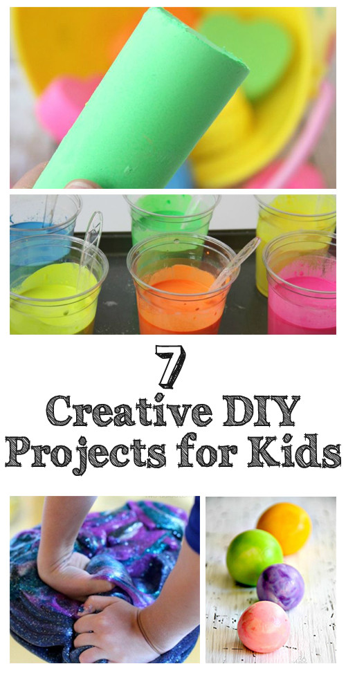DIY Projects For Kids  Top 7 Creative DIY projects for Kids – Page 5 – NIFTY DIYS