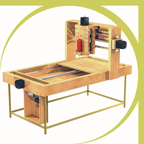 DIY Smart Saw Plans Free  How To Build Your Own CNC Router The Basic Woodworking