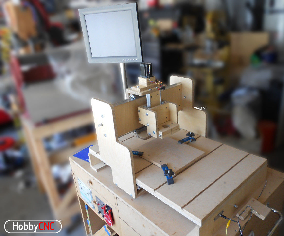 DIY Smart Saw Plans Free  DIY CNC Router