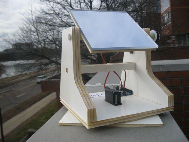DIY Solar Tracker  DIY Solar Tracker Español