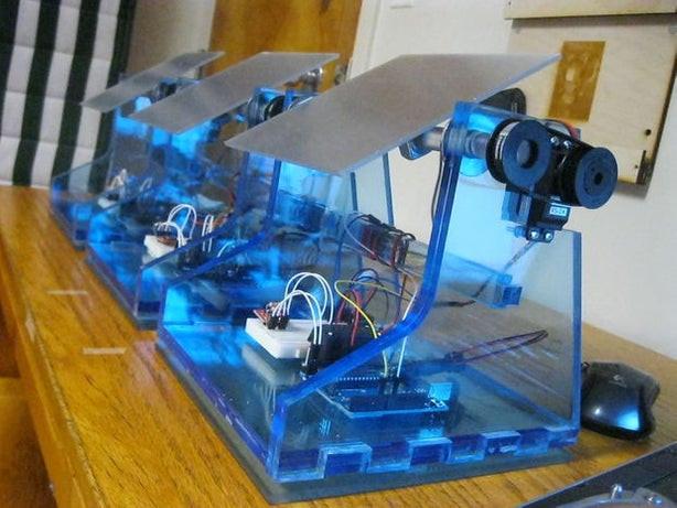 DIY Solar Tracker  DIY Solar Tracker