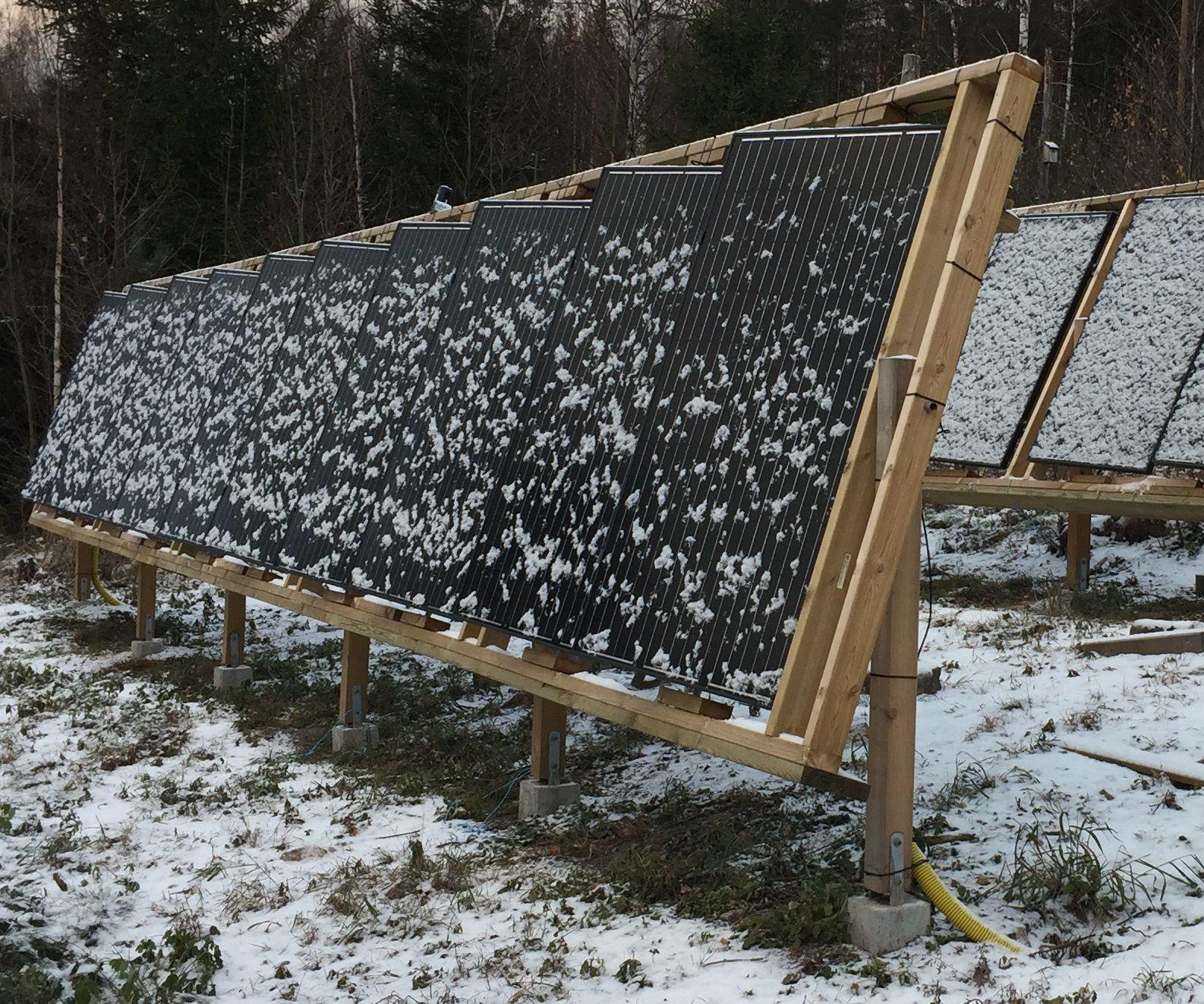 DIY Solar Tracker  DIY 5 2kW Solar Tracker Controlled by Raspberry Pi 4