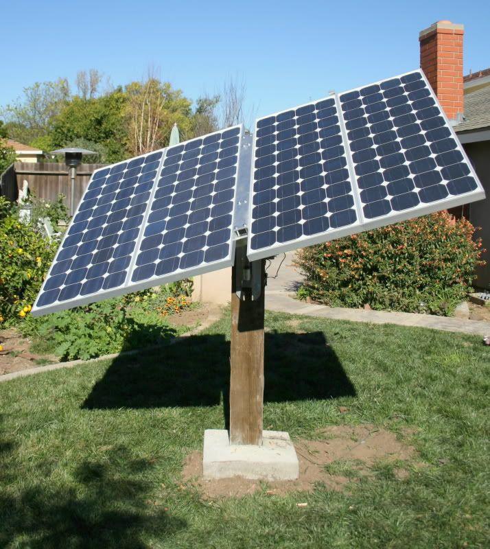DIY Solar Tracker  plete Suntura Solar Tracker
