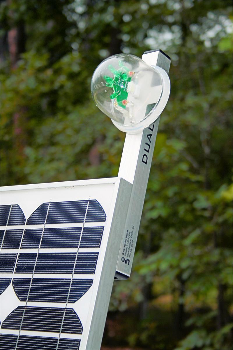 DIY Solar Tracker  Dual Axis Solar Tracker w Dome & NEMA IV Enclosure 12