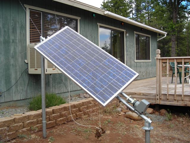 DIY Solar Tracker  DIY Handcrafted Solar Tracking System