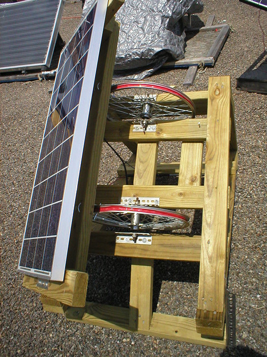 DIY Solar Tracker  DIY SOLAR Inexpensive Homemade Sun Tracker Maximizes