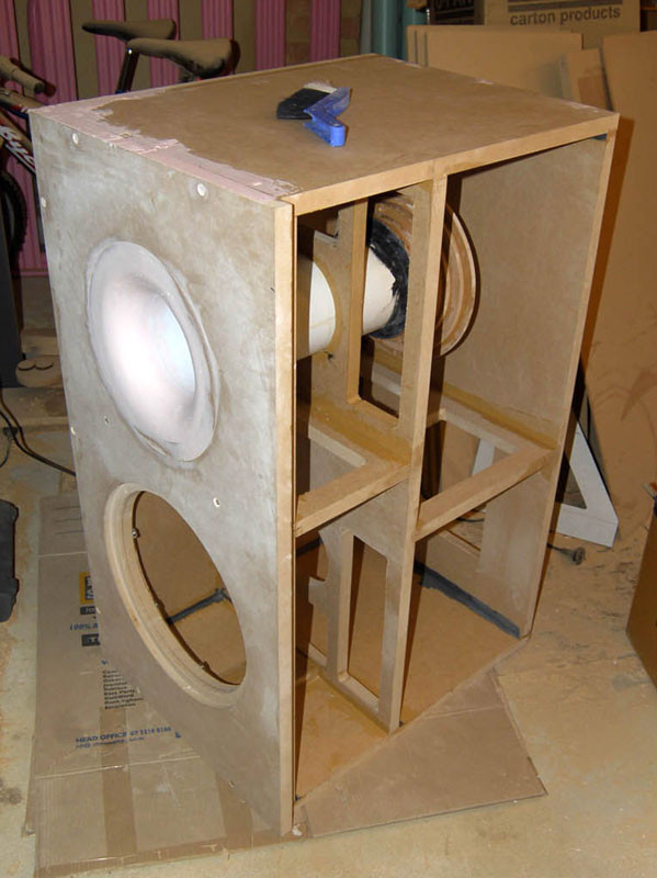 DIY Sub Boxes  My new DIY sub Home Theater Forum and Systems