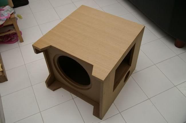DIY Sub Boxes  DIY Subwoofer Woodworking ideas Pinterest