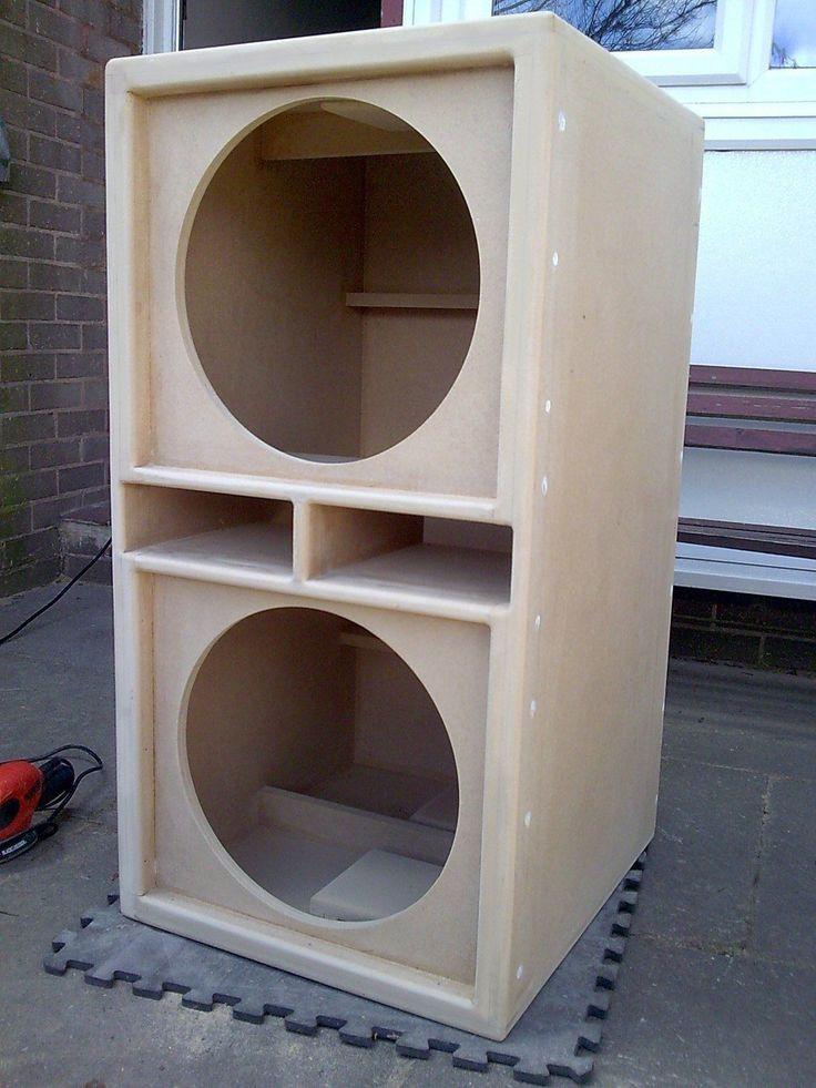 DIY Sub Boxes  Best 25 Speaker box design ideas on Pinterest