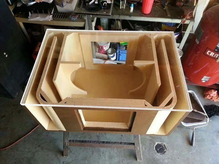 DIY Sub Boxes  17 Best ideas about Subwoofer Box Design on Pinterest