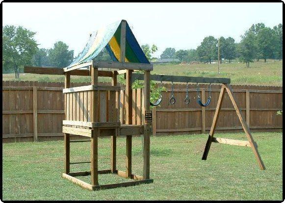DIY Swing Set Plans  JUNGLE GYM PLAYHOUSE PLAYGROUND DIY SWING SET PLANS