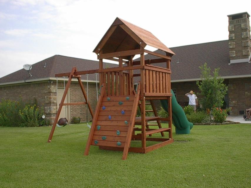 DIY Swing Set Plans  Triton Playset DIY Wood Fort and Swingset Add on Plans
