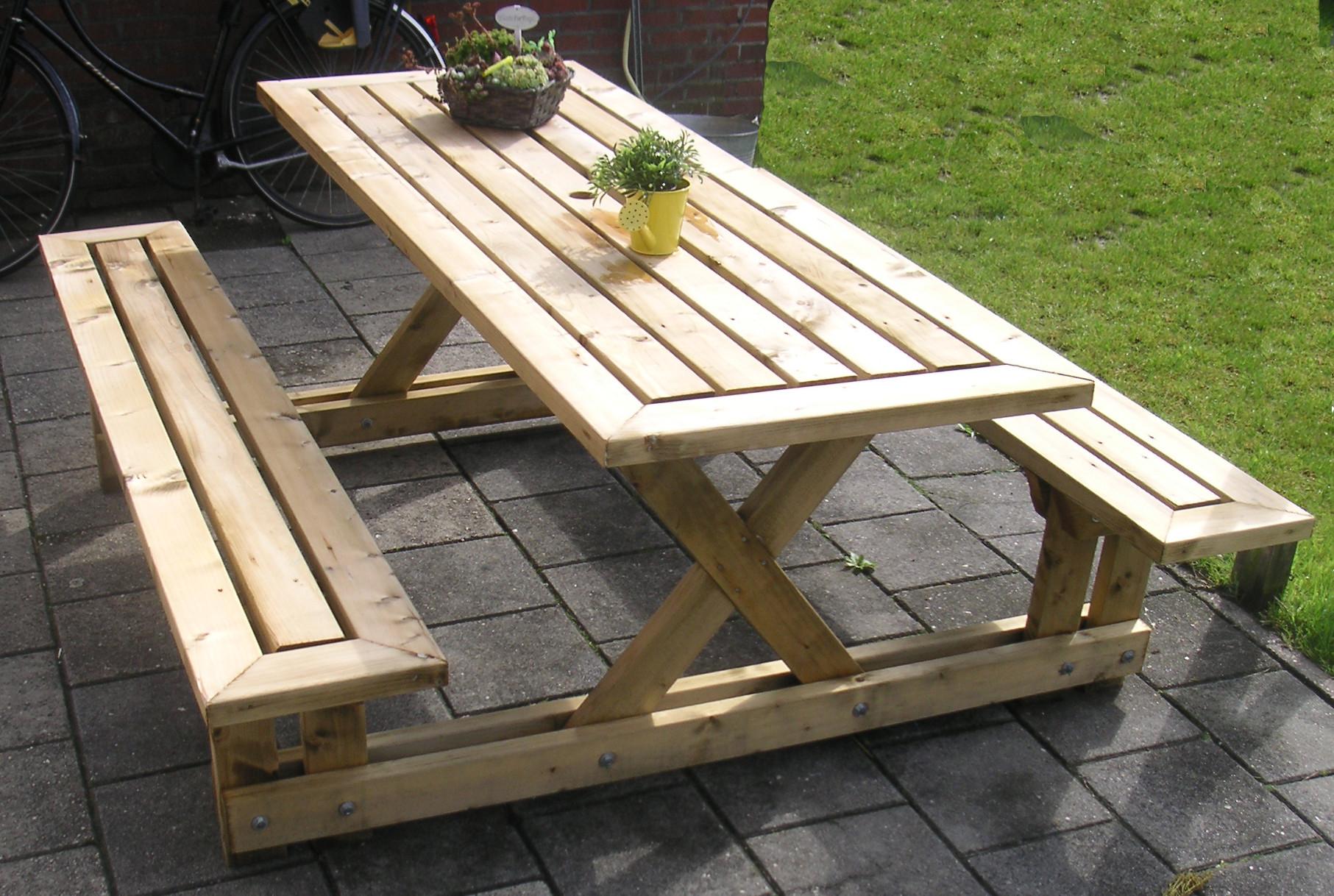 DIY Table Plan  Picnic Table