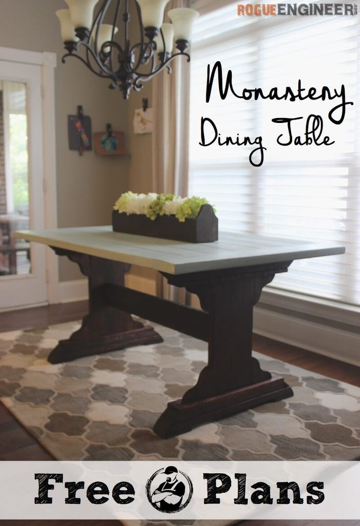 DIY Table Planners  17 Best images about Rogue Engineer DIY Plans on Pinterest