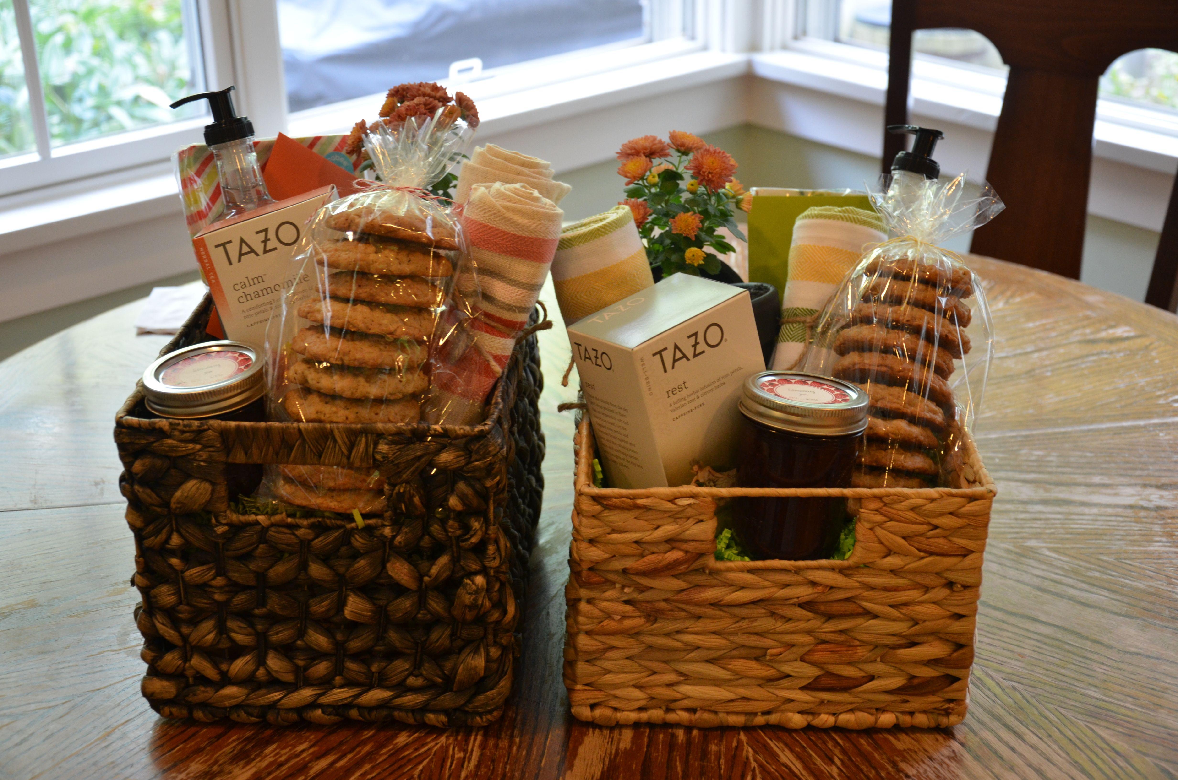 Diy Thank You Gift Basket Ideas  DIY Gift Basket Ideas DIY Gifts