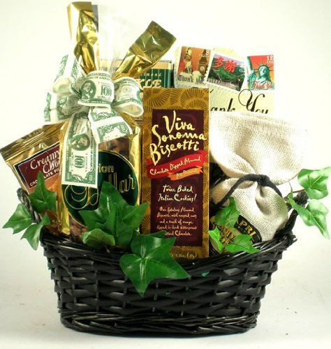 Diy Thank You Gift Basket Ideas  78 ideas about Thank You Gift Baskets on Pinterest