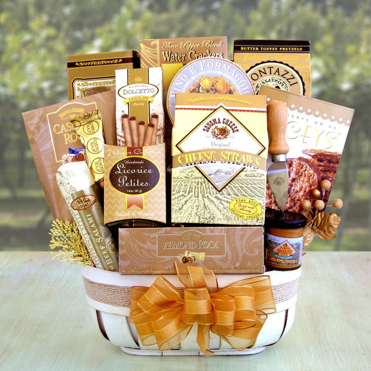 Diy Thank You Gift Basket Ideas  17 Best ideas about Thank You Gift Baskets on Pinterest