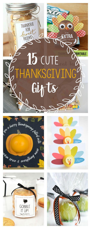 DIY Thanksgiving Gifts  Best 25 Thanksgiving ts ideas on Pinterest