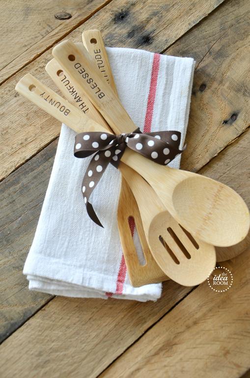 DIY Thanksgiving Gifts  Hostess Gift