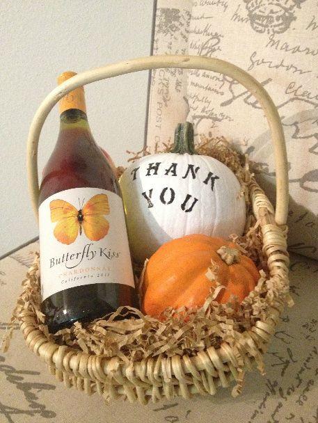 DIY Thanksgiving Gifts  DIY Thanksgiving Gift Basket FabFitFun minus the wine