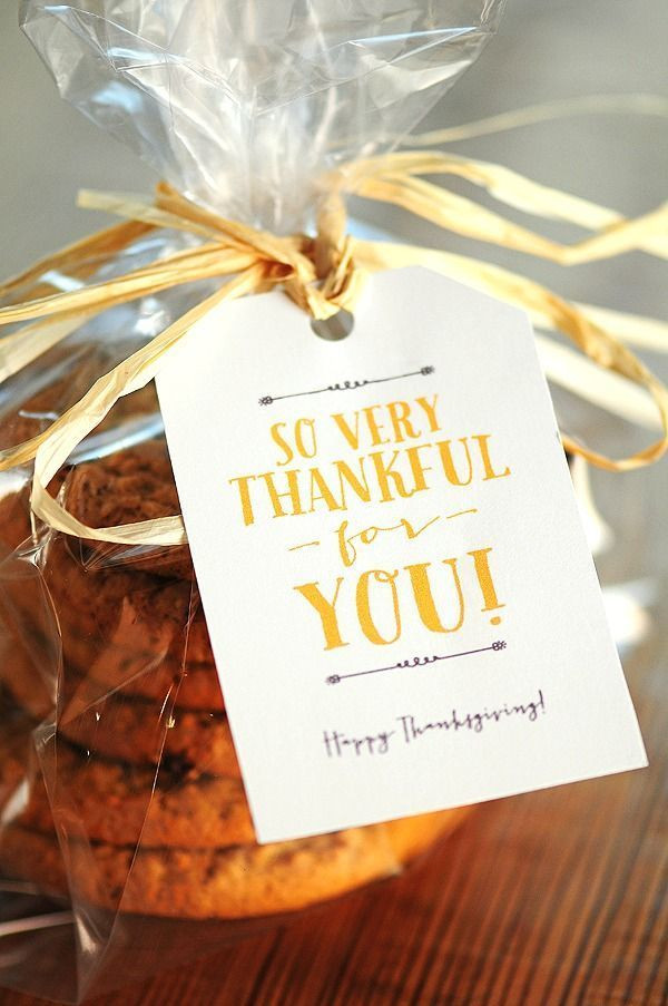 DIY Thanksgiving Gifts  Lovely Thanksgiving Free Printables B Lovely Events