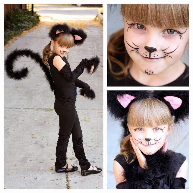 DIY Toddler Cat Costume  Best 25 Cat costume kids ideas on Pinterest