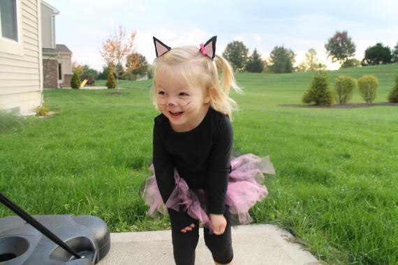 DIY Toddler Cat Costume  Toddler and Infant Cat Costume Toddler Costume Infant