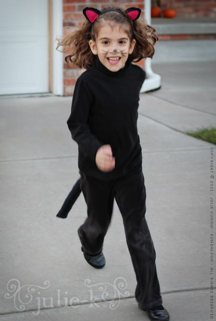 DIY Toddler Cat Costume  25 best ideas about Cat costumes for kids on Pinterest