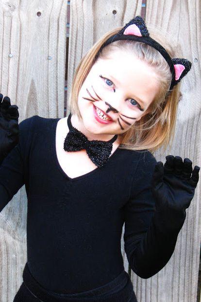 DIY Toddler Cat Costume  52 Simple DIY Halloween Costume Ideas for Children