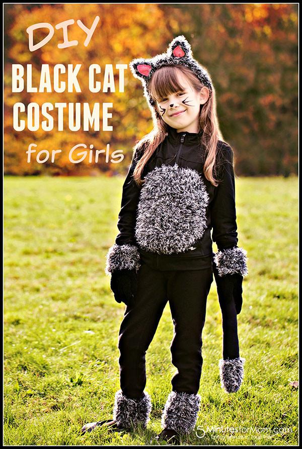 DIY Toddler Cat Costume  DIY Cat Costume for Kids