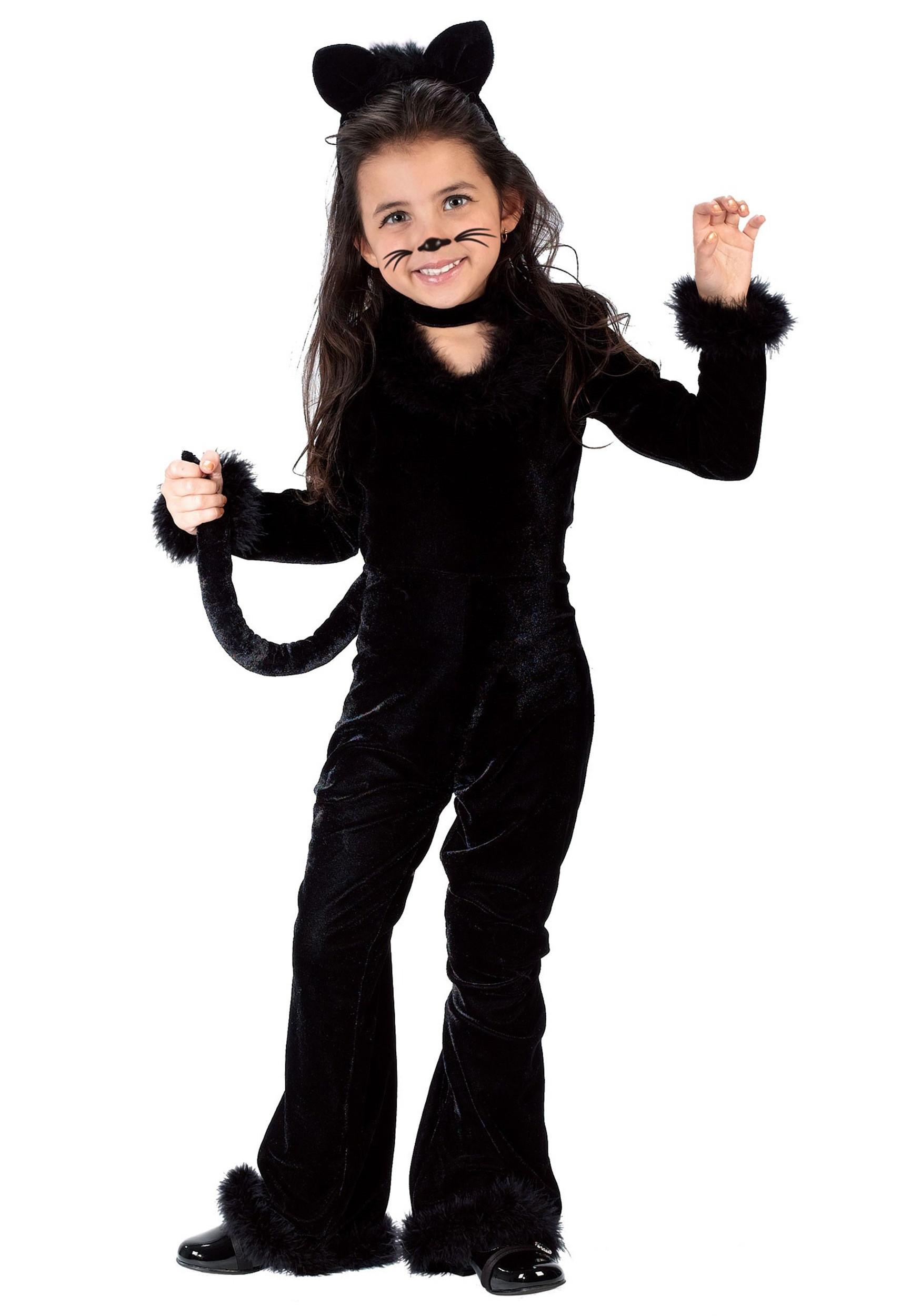 DIY Toddler Cat Costume  Toddler Playful Kitty Costume