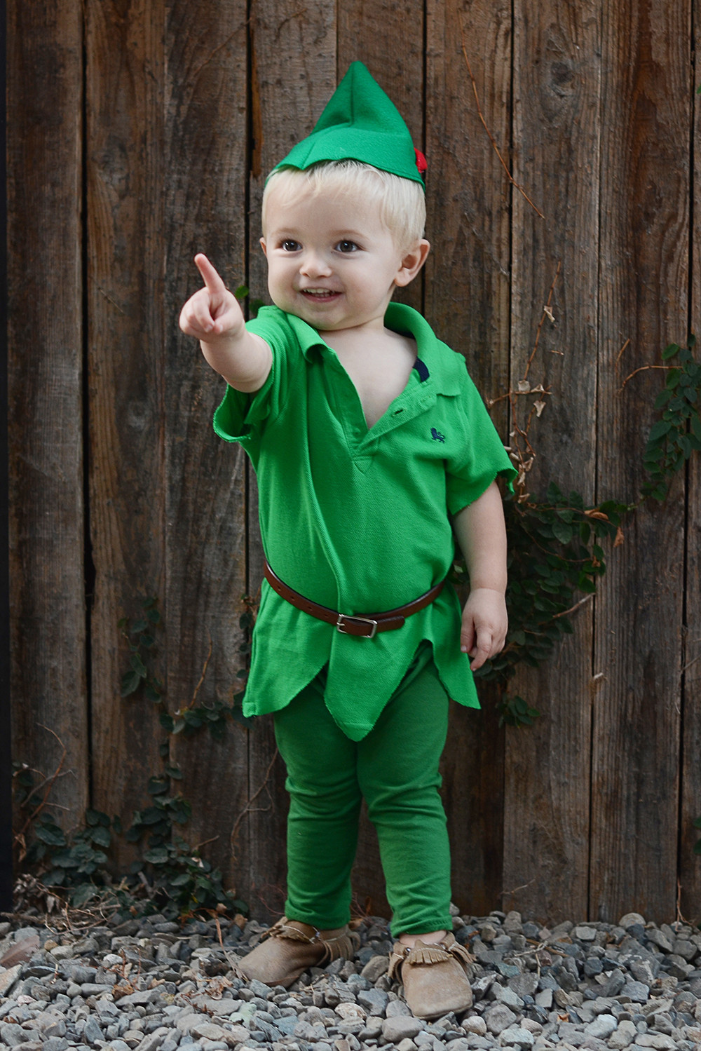 DIY Toddler Peter Pan Costume  Merrick s Art Style Sewing for the Everyday Girl7