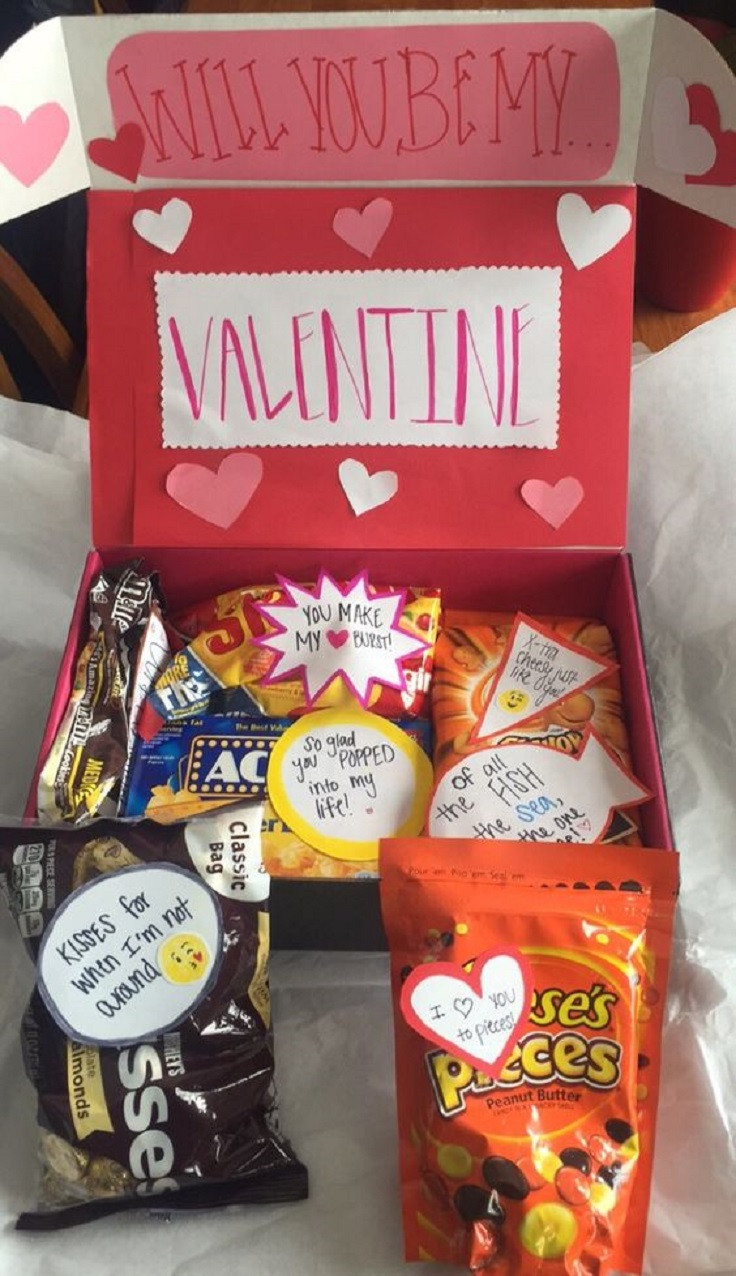Diy Valentine Gift Ideas For Him  15 Low Cost and Lovable DIY Valentine s Day Gifts for Him