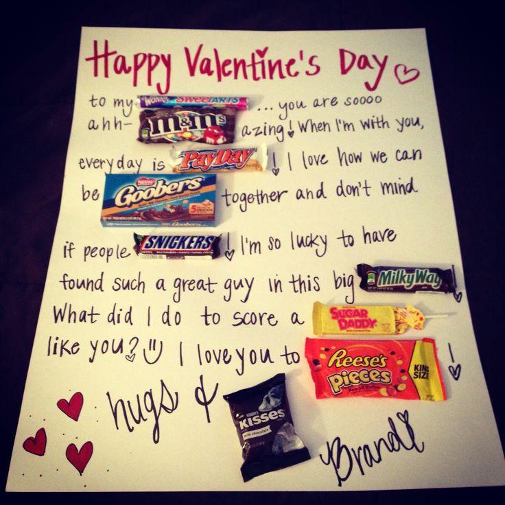 Diy Valentine Gift Ideas For Him  Easy diy valentines t for him