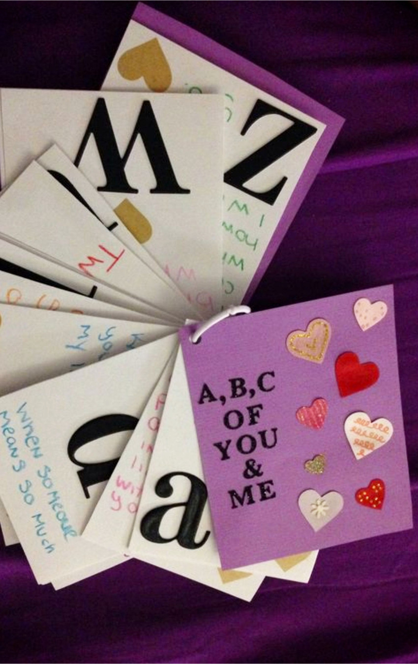 Diy Valentine Gift Ideas For Him  26 Homemade Valentine Gift Ideas For Him DIY Gifts He