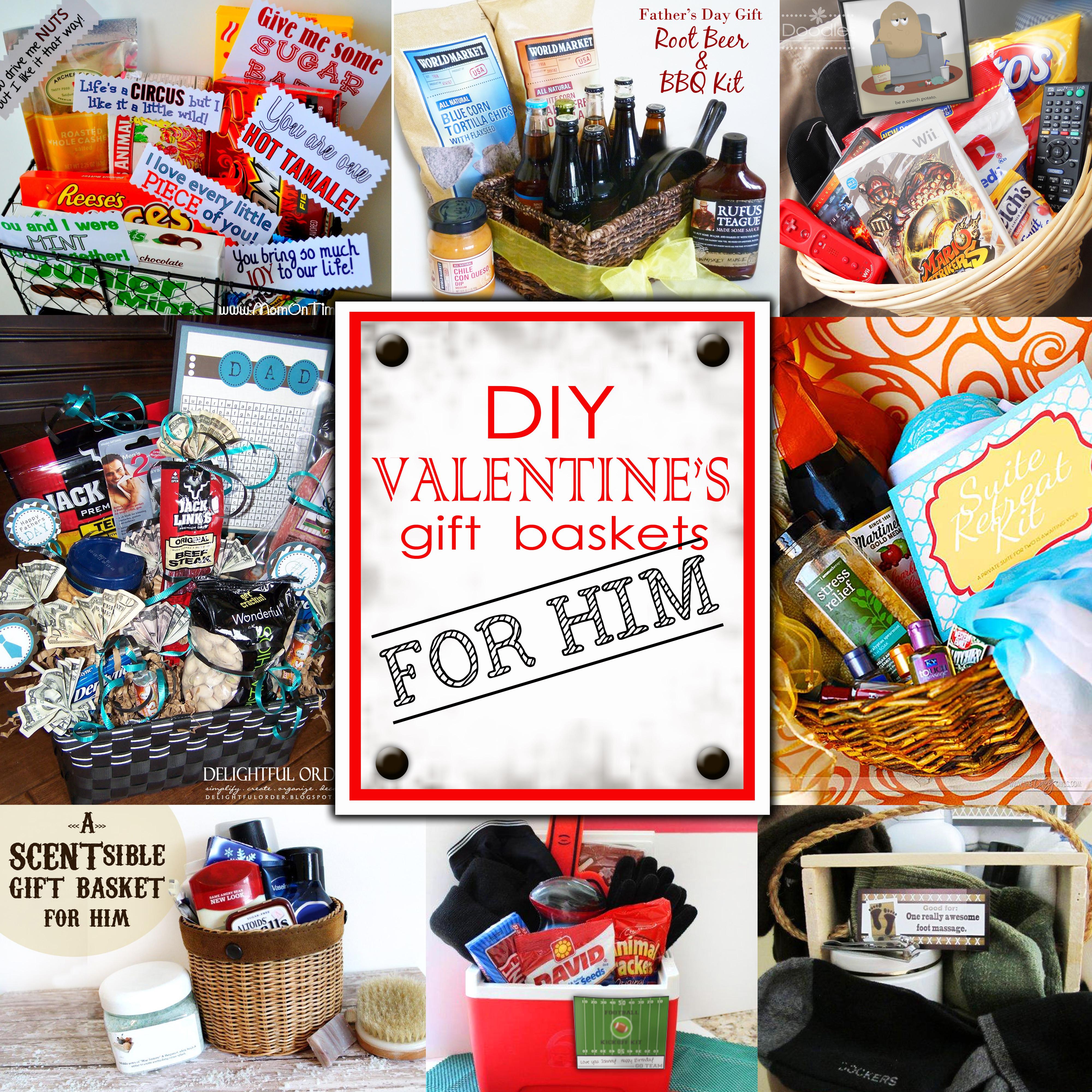 Diy Valentine Gift Ideas For Him  Valentines Archives Darling Doodles